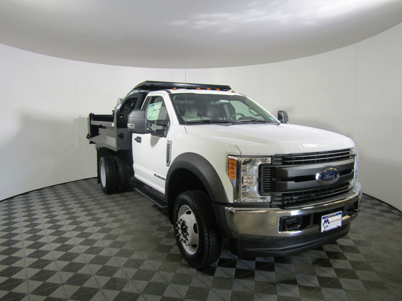 2017 F-450 Regular Cab DRW 4x4, Knapheide Dump Body #176043 - photo 6