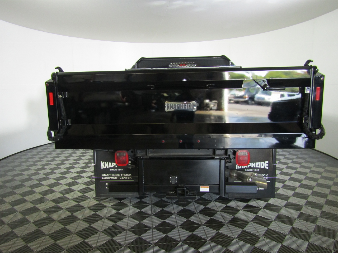 2017 F-450 Regular Cab DRW 4x4, Knapheide Dump Body #176043 - photo 3