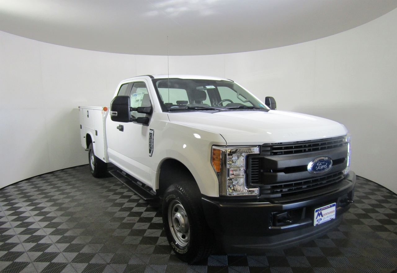 2017 F-250 Super Cab 4x4, Knapheide Service Body #176053 - photo 5