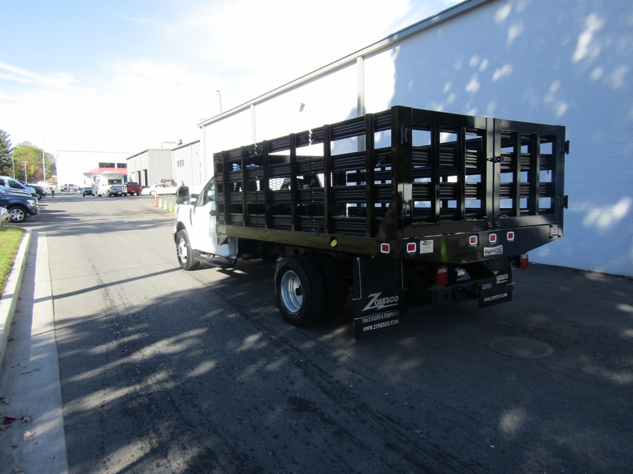2017 F-550 Crew Cab DRW 4x4 Stake Bed #176088 - photo 7