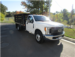 2017 F-550 Crew Cab DRW 4x4 Stake Bed #176088 - photo 1