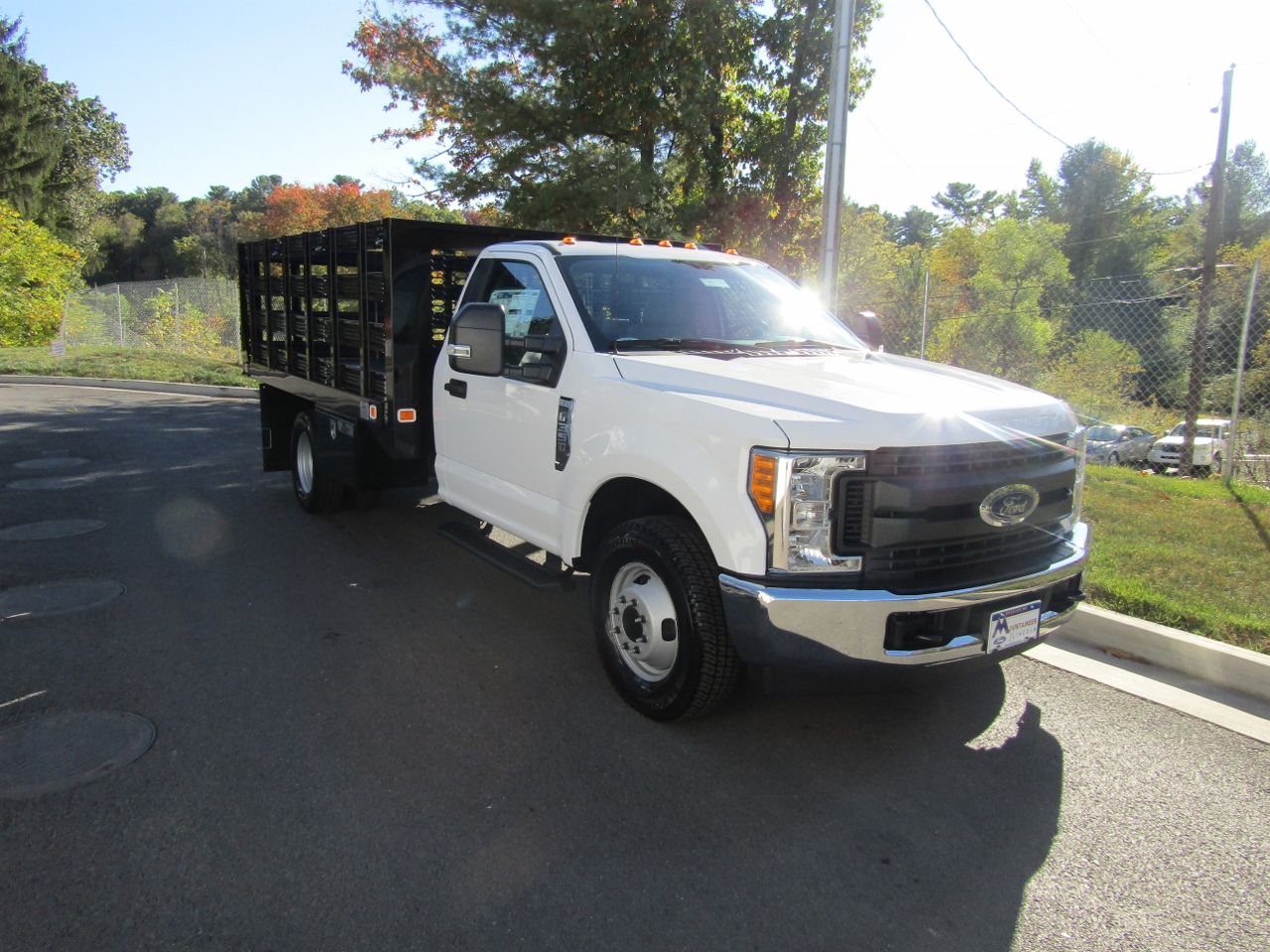 2017 F-350 Regular Cab DRW, Knapheide Stake Bed #176116 - photo 5