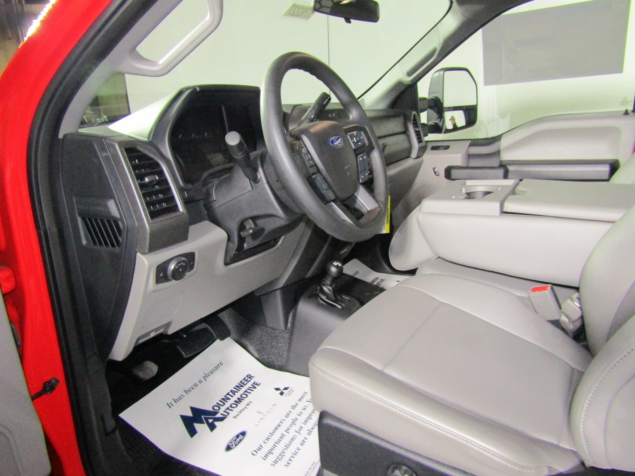 2017 F-550 Regular Cab DRW 4x4,  Knapheide Platform Body #176227 - photo 10