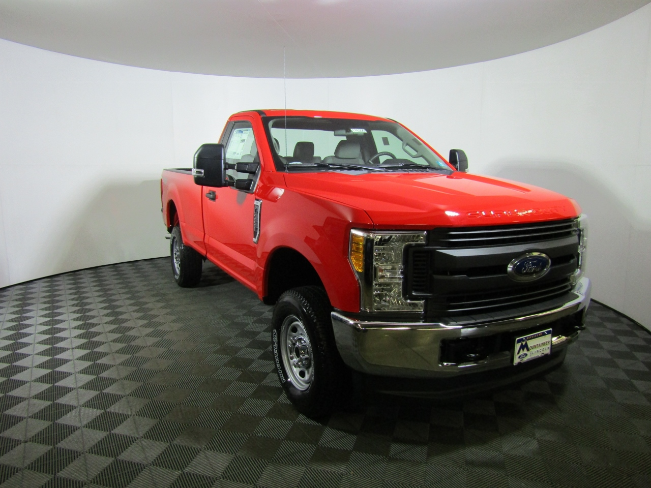 2017 F-350 Regular Cab 4x4 Pickup #176229 - photo 1