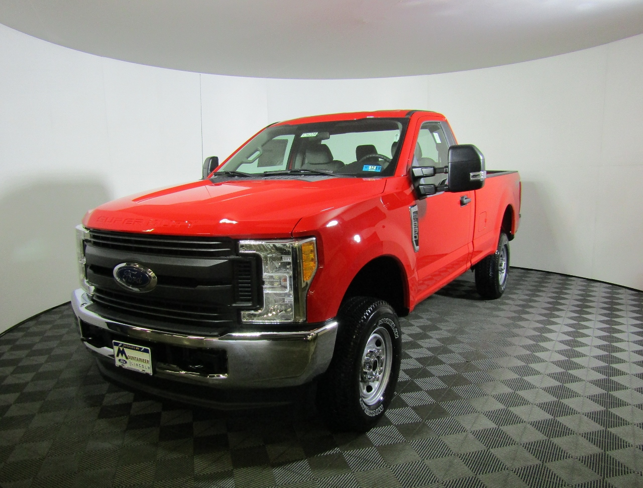 2017 F-350 Regular Cab 4x4 Pickup #176229 - photo 9