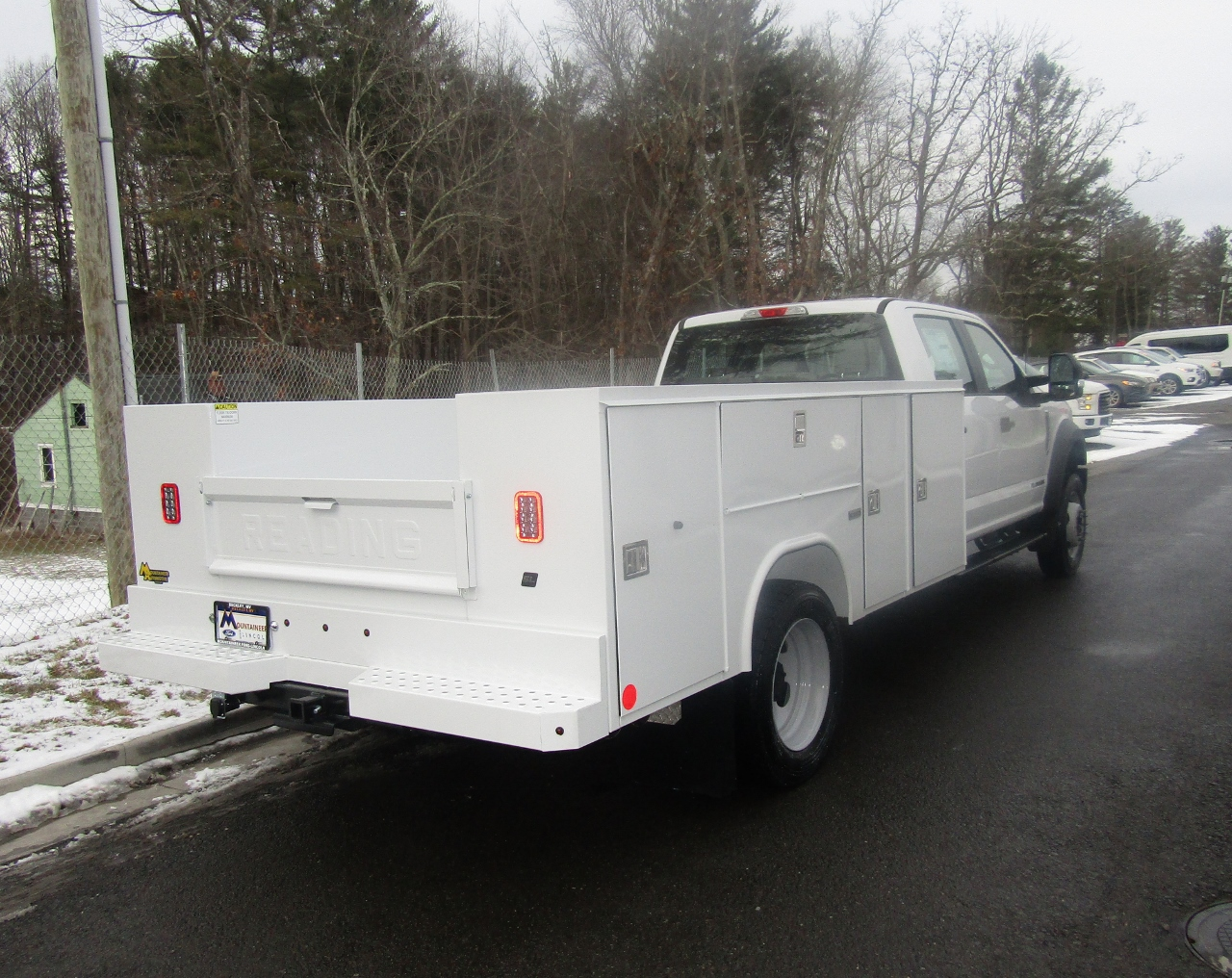 2017 F-550 Crew Cab DRW 4x4, Reading Service Body #176280 - photo 6