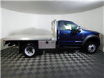 2017 F-550 Regular Cab DRW 4x4,  Knapheide Aluminum PGNB Gooseneck Platform Body #176288 - photo 8