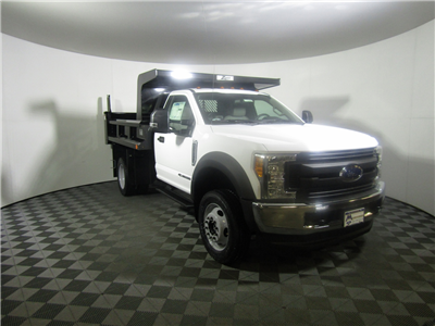 2017 F-550 Regular Cab DRW 4x4, Dump Body #176290 - photo 5