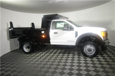 2017 F-550 Regular Cab DRW 4x4, Dump Body #176290 - photo 8