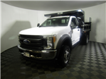 2017 F-550 Regular Cab DRW 4x4, Dump Body #176290 - photo 1