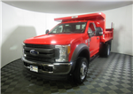 2017 F-450 Regular Cab DRW 4x4, Rugby Dump Body #176291 - photo 1