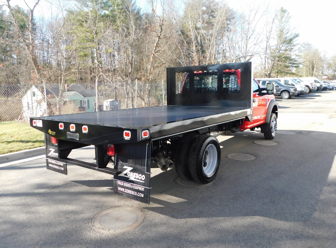 2017 F-550 Regular Cab DRW 4x2,  Knapheide Platform Body #176301 - photo 6