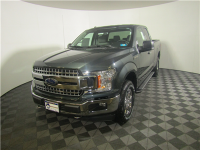 2018 F-150 Super Cab 4x4, Pickup #182021 - photo 1