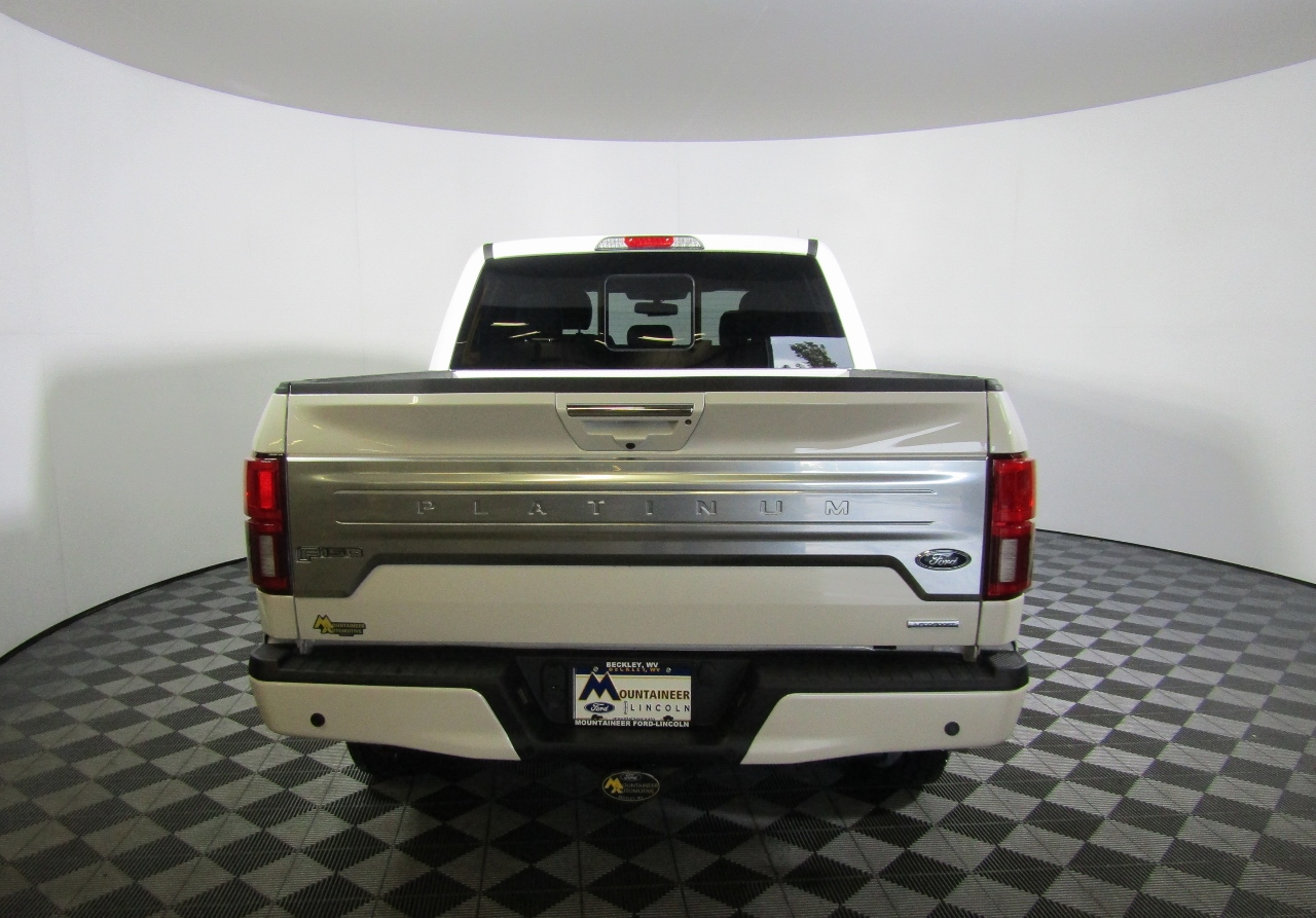 2018 F-150 Crew Cab 4x4 Pickup #182023 - photo 7