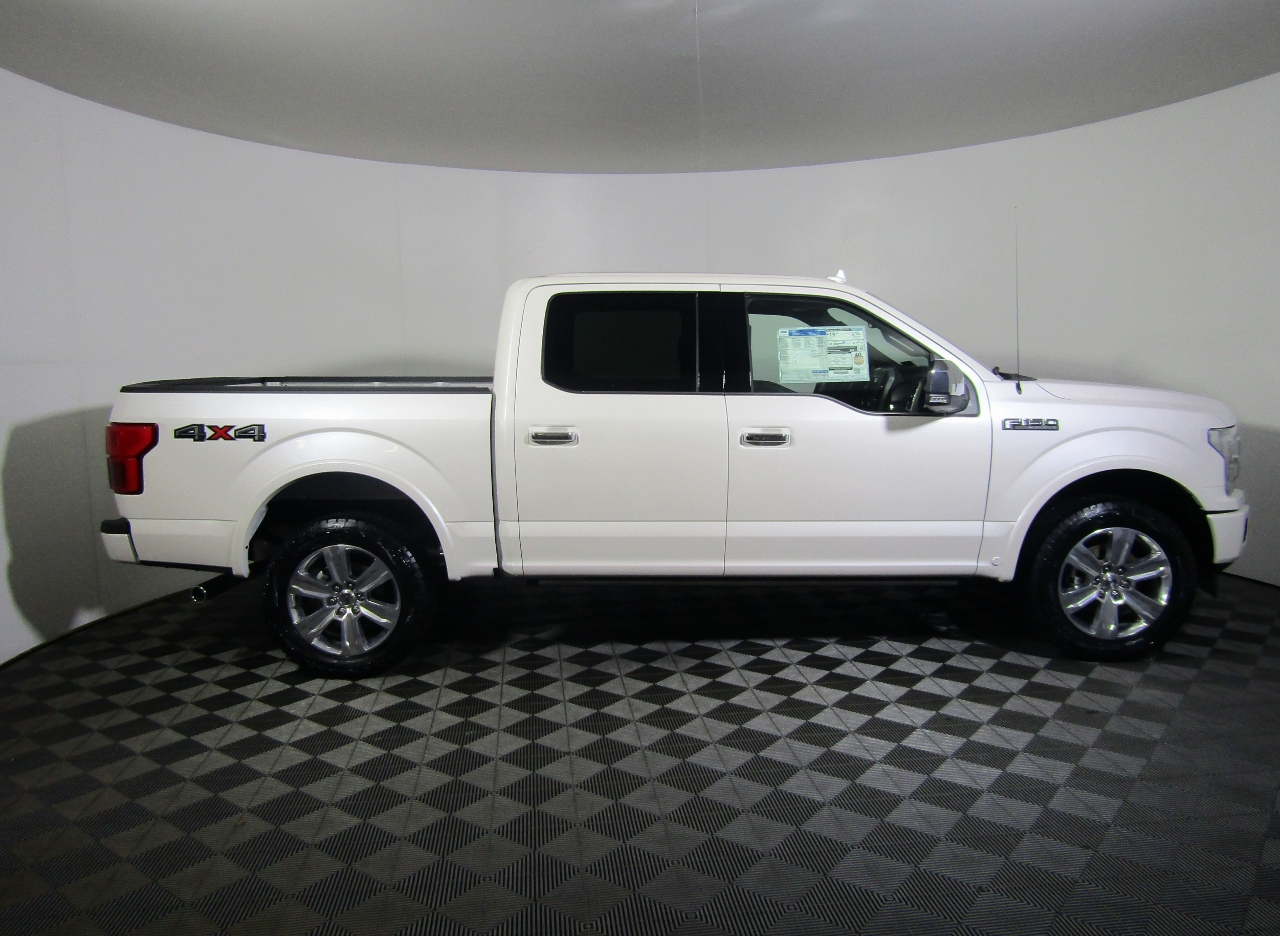 2018 F-150 SuperCrew Cab 4x4,  Pickup #182023 - photo 8