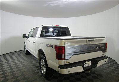 2018 F-150 Crew Cab 4x4 Pickup #182023 - photo 2