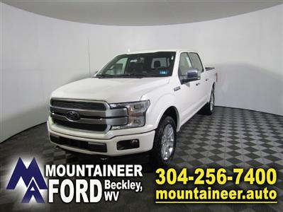 2018 F-150 SuperCrew Cab 4x4,  Pickup #182023 - photo 1