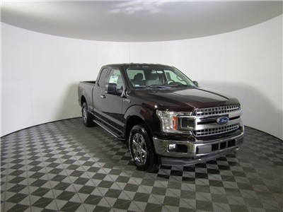 2018 F-150 Super Cab 4x4 Pickup #182089 - photo 5