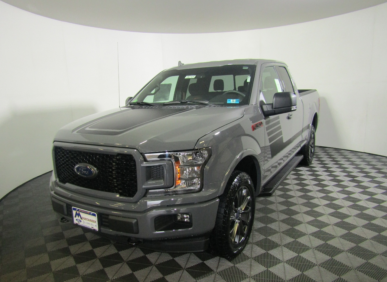 2018 F-150 Super Cab 4x4 Pickup #182105 - photo 1