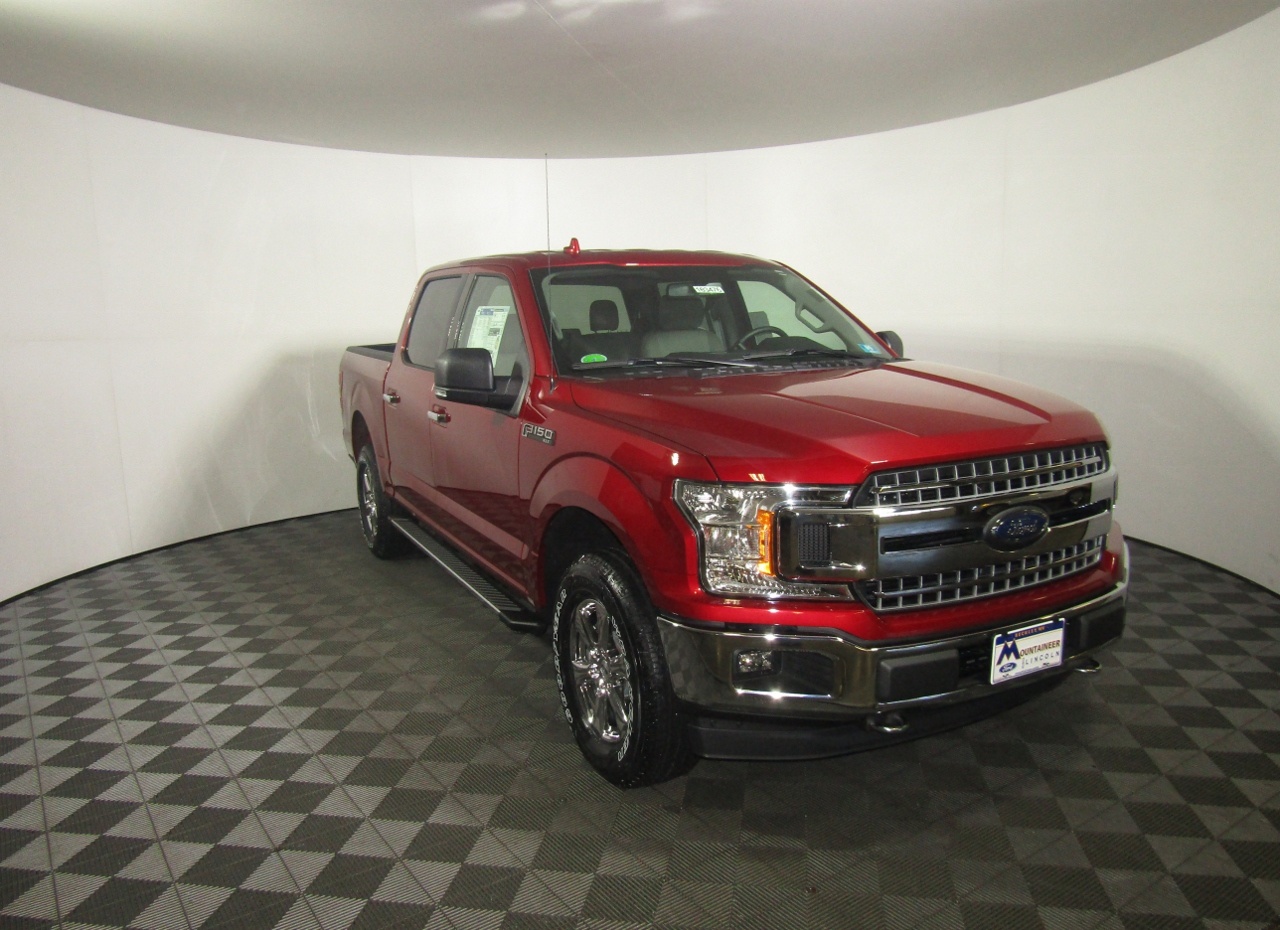 2018 F-150 SuperCrew Cab 4x4,  Pickup #183476 - photo 5