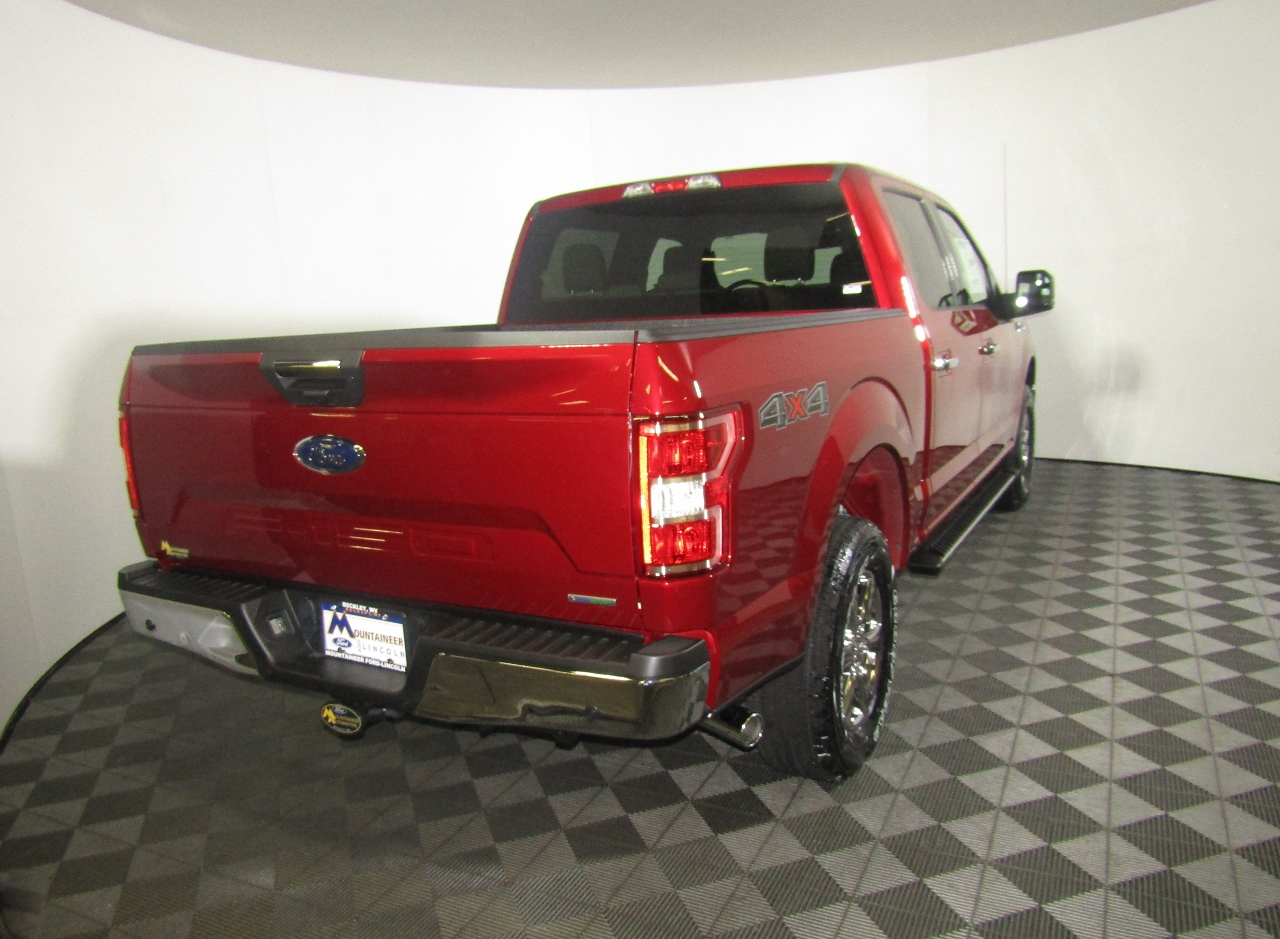 2018 F-150 SuperCrew Cab 4x4,  Pickup #183476 - photo 6