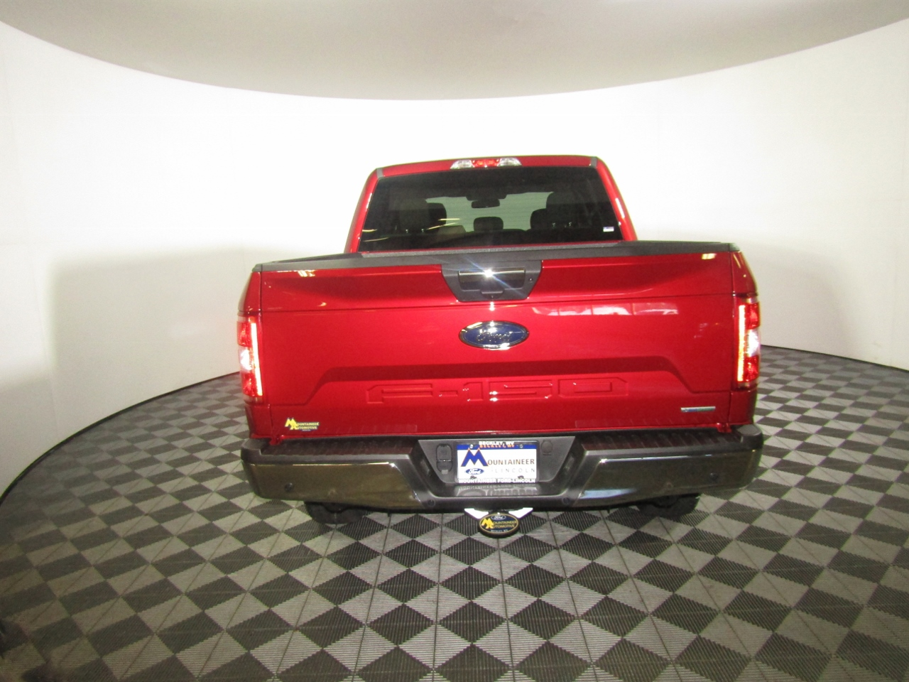 2018 F-150 SuperCrew Cab 4x4,  Pickup #183476 - photo 7