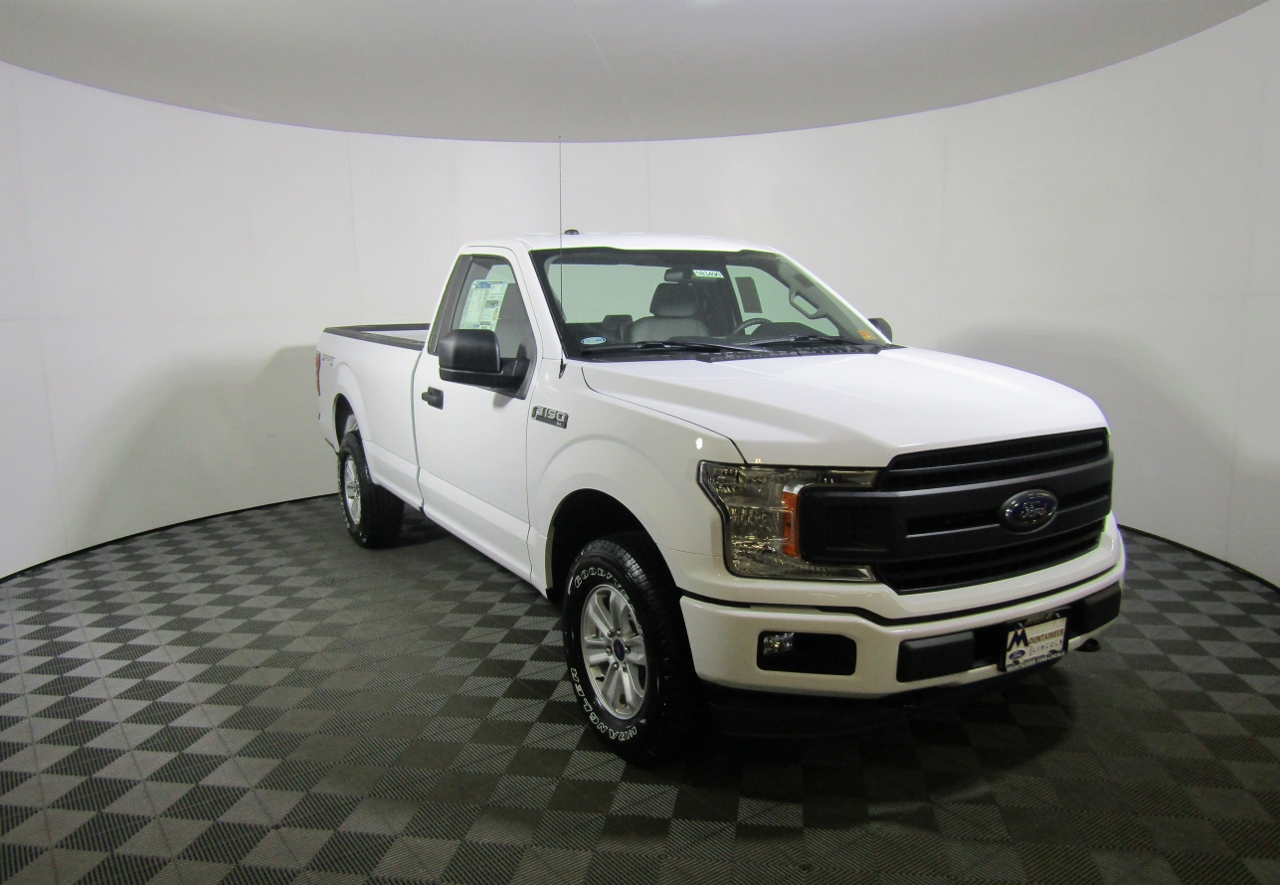 2018 F-150 Regular Cab 4x4, Pickup #183490 - photo 5