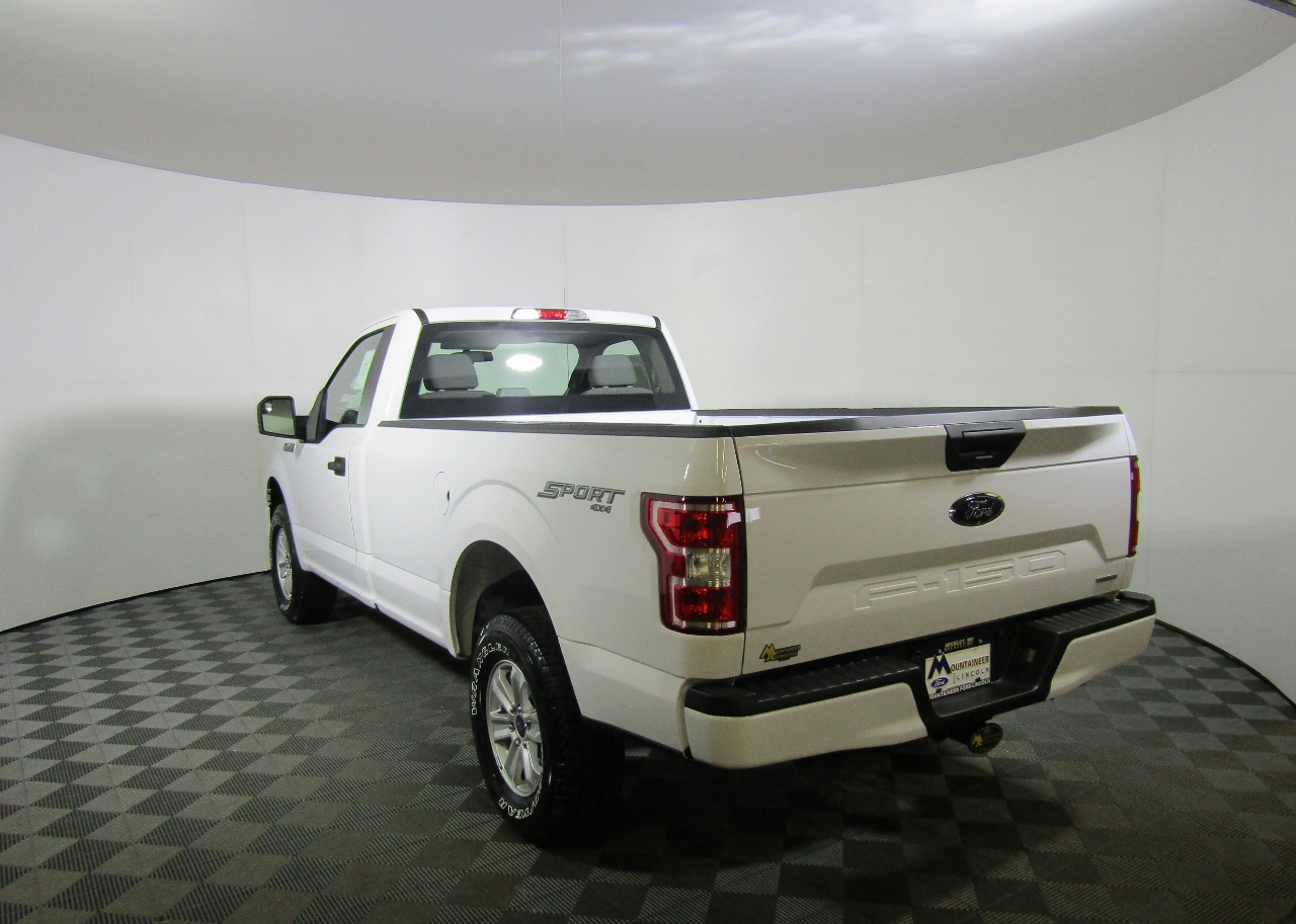 2018 F-150 Regular Cab 4x4, Pickup #183490 - photo 2