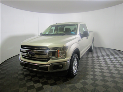 2018 F-150 Super Cab 4x4, Pickup #186520 - photo 1