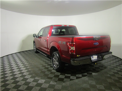 2018 F-150 Crew Cab 4x4, Pickup #186527 - photo 2