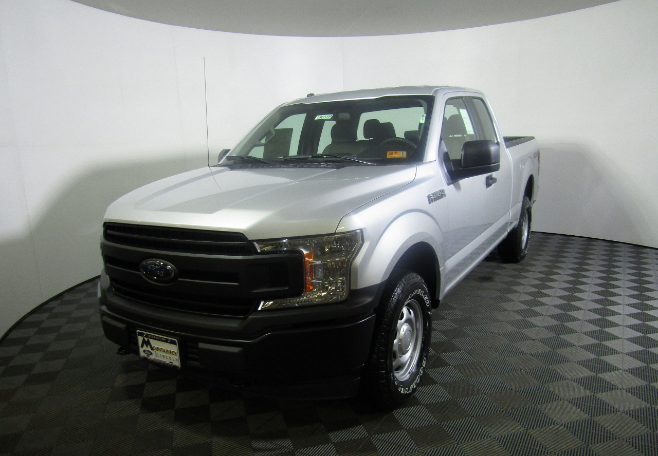 2018 F-150 Super Cab 4x4 Pickup #186559 - photo 1
