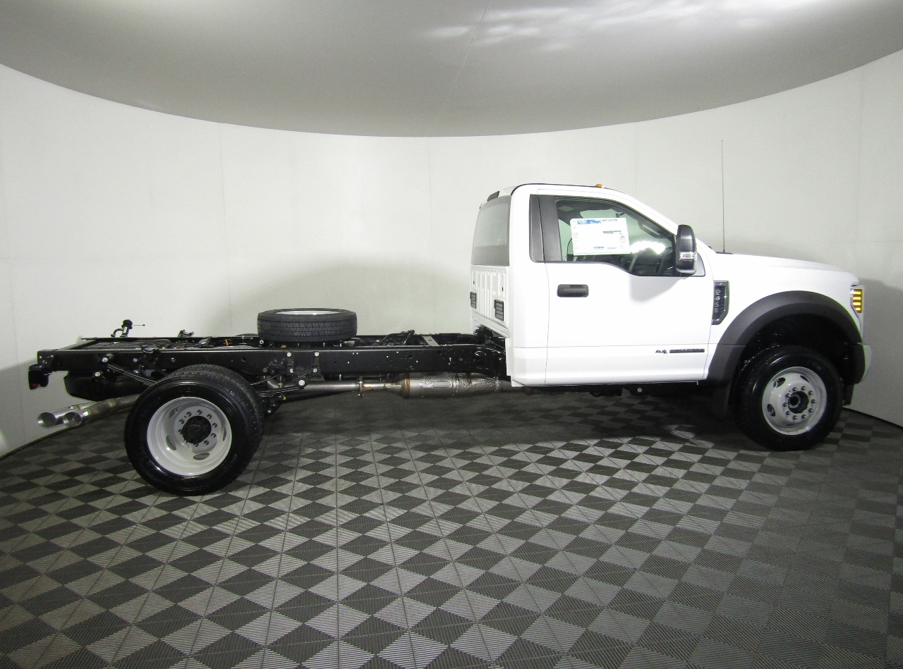 2018 F-450 Regular Cab DRW 4x4,  Cab Chassis #186592 - photo 8