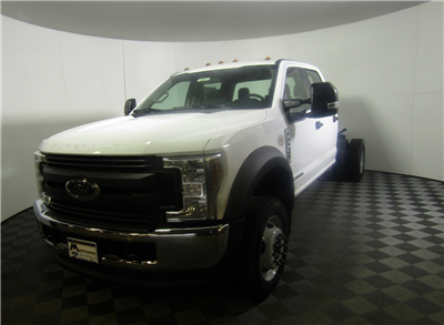 2018 F-550 Crew Cab DRW 4x4, Cab Chassis #186667 - photo 1