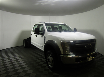 2018 F-550 Crew Cab DRW 4x4, Cab Chassis #186667 - photo 5