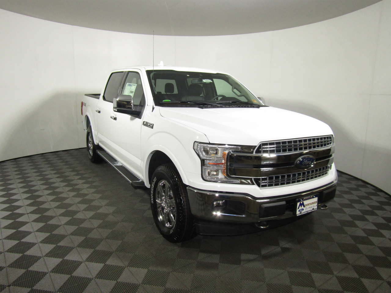 2018 F-150 SuperCrew Cab 4x4,  Pickup #186684 - photo 5