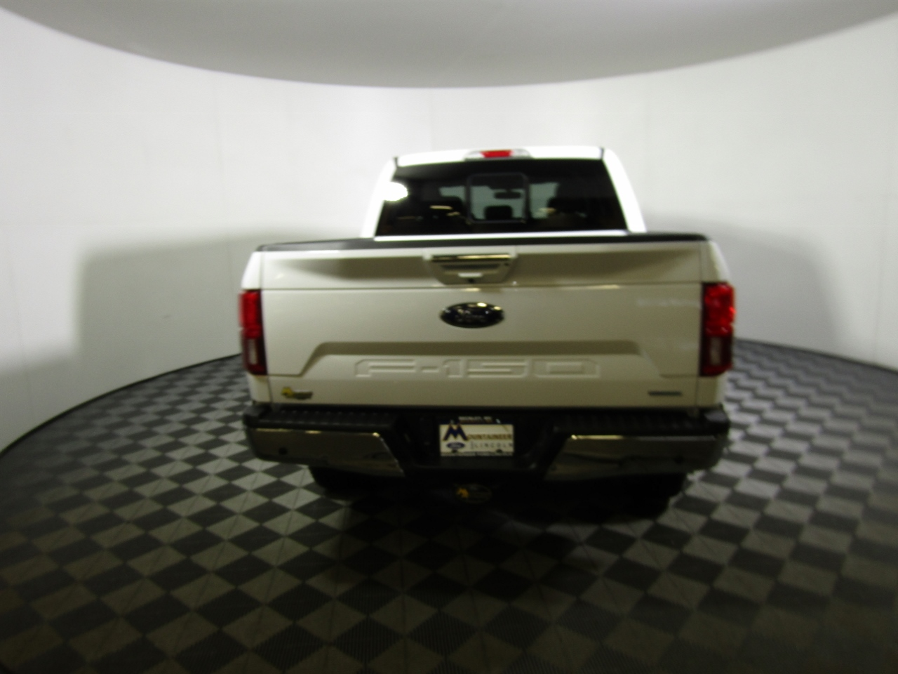 2018 F-150 SuperCrew Cab 4x4,  Pickup #186684 - photo 7