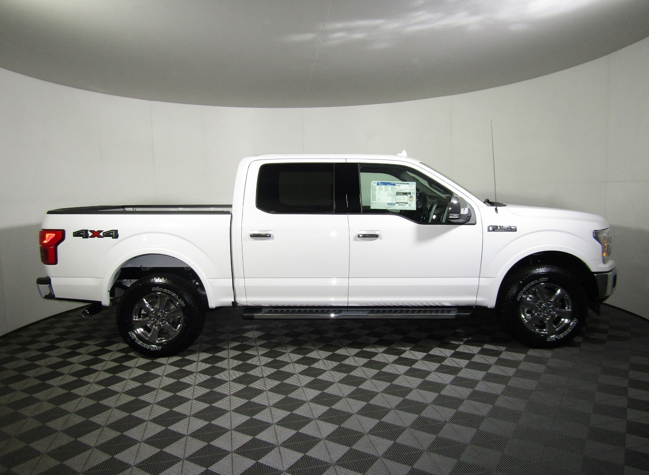 2018 F-150 SuperCrew Cab 4x4,  Pickup #186684 - photo 8