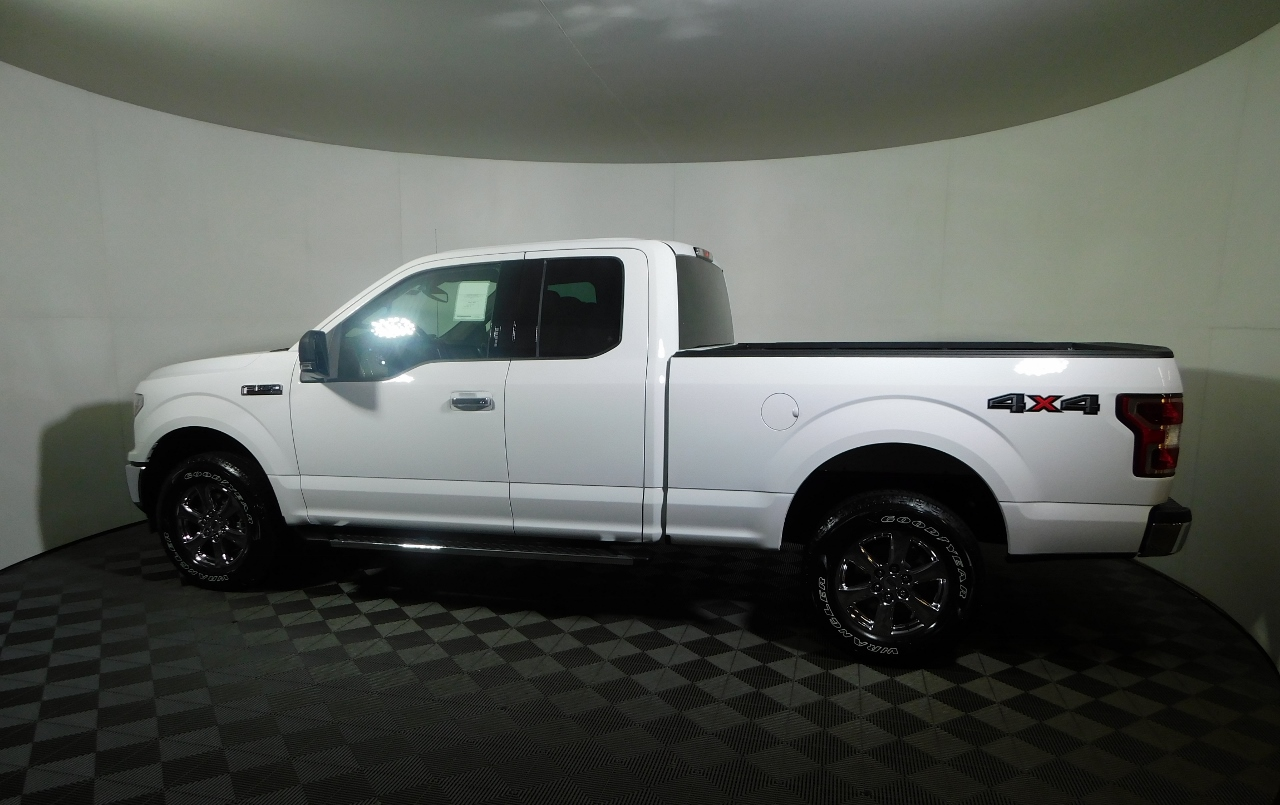 2018 F-150 Super Cab 4x4,  Pickup #186716 - photo 3