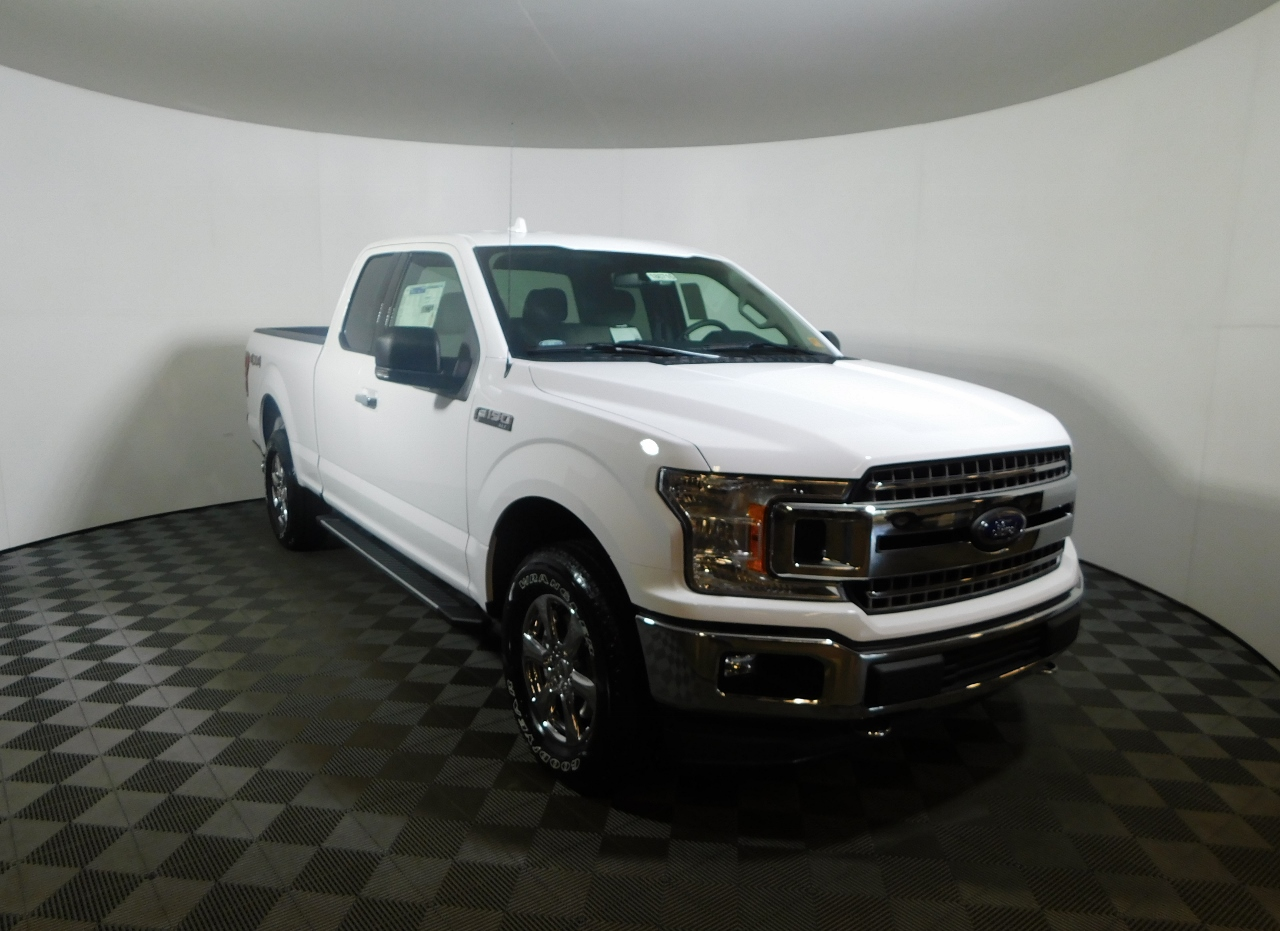 2018 F-150 Super Cab 4x4,  Pickup #186716 - photo 5