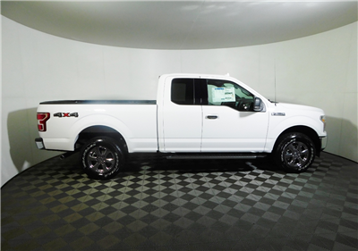 2018 F-150 Super Cab 4x4,  Pickup #186716 - photo 8