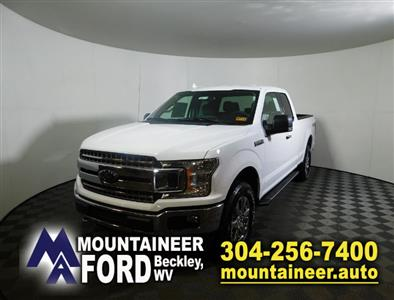 2018 F-150 Super Cab 4x4,  Pickup #186716 - photo 1