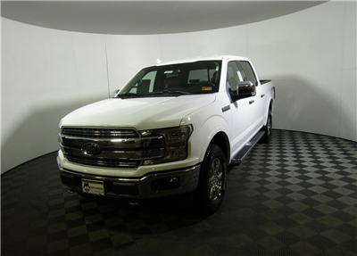 2018 F-150 SuperCrew Cab 4x4,  Pickup #186719 - photo 1