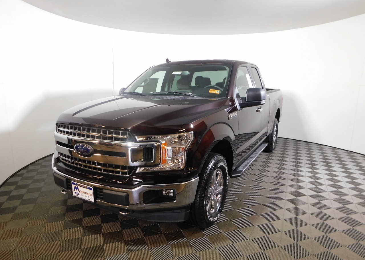 2018 F-150 Super Cab 4x4,  Pickup #186721 - photo 1