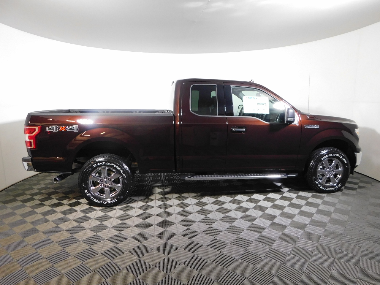 2018 F-150 Super Cab 4x4,  Pickup #186721 - photo 8