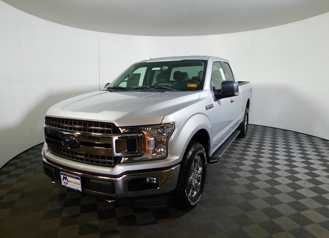 2018 F-150 Super Cab 4x4,  Pickup #186722 - photo 1