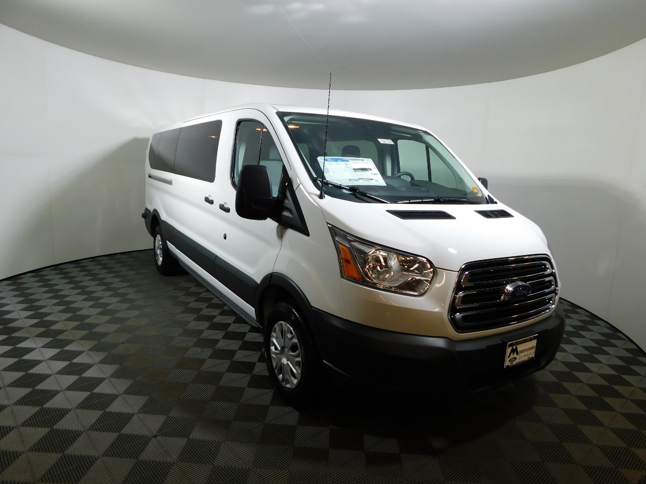 2018 Transit 350 Low Roof 4x2,  Passenger Wagon #186760 - photo 5