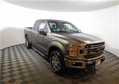 2018 F-150 Super Cab 4x4,  Pickup #186846 - photo 5