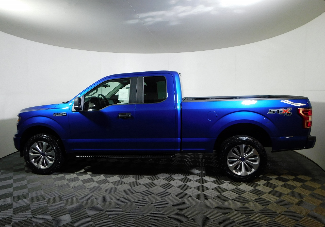 2018 F-150 Super Cab 4x4, Pickup #186878 - photo 4