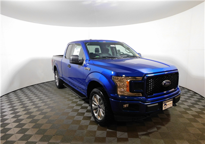 2018 F-150 Super Cab 4x4, Pickup #186878 - photo 1