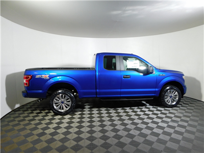 2018 F-150 Super Cab 4x4, Pickup #186878 - photo 7